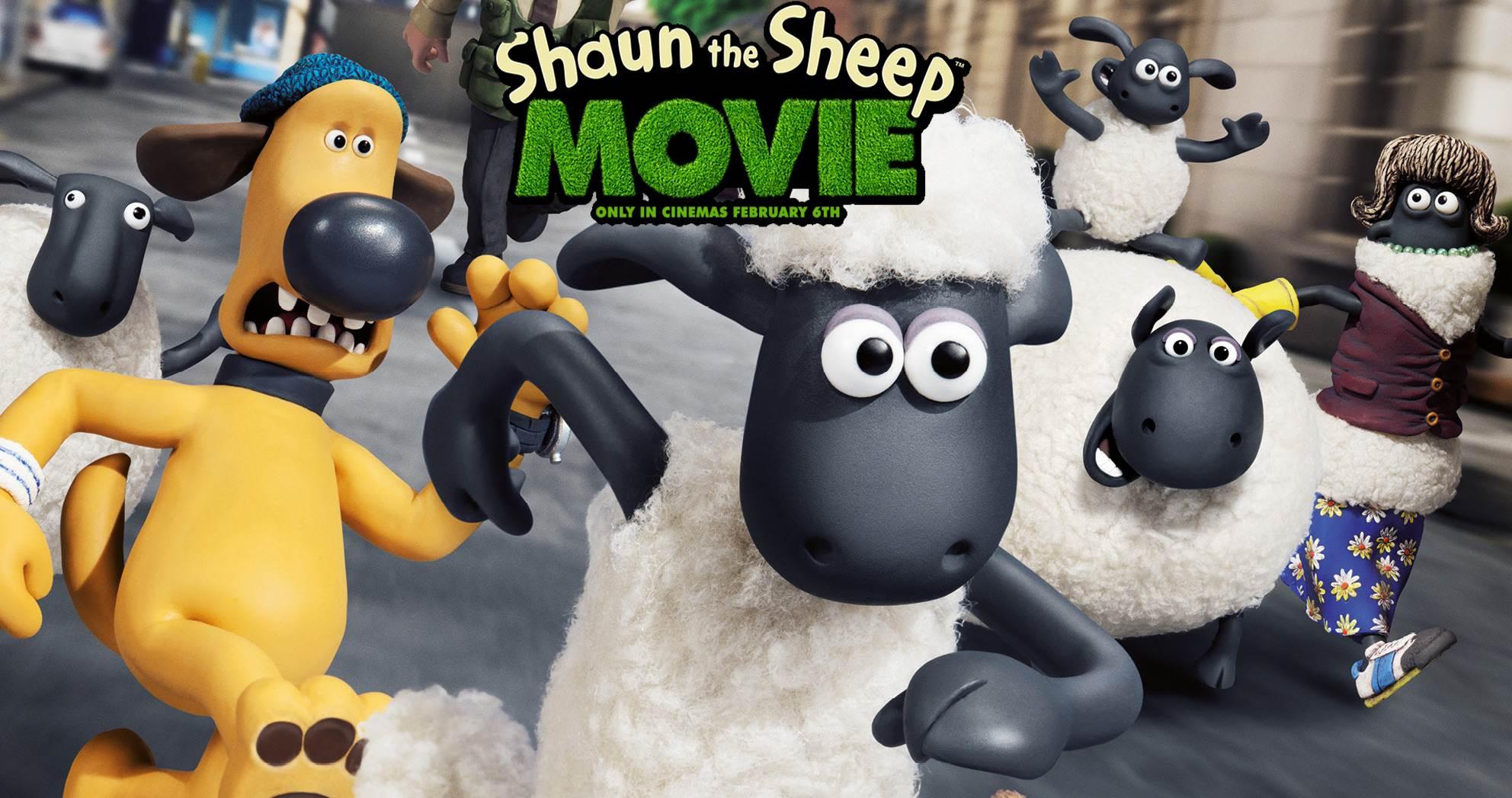 Shaun the Sheep Movie  Shaun the Sheep Wiki  FANDOM